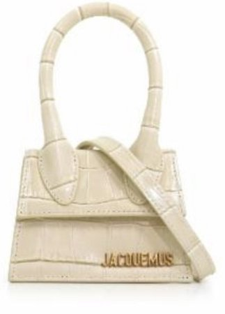 Jacquemus Women's Natural Le Chiquito Bag Beige