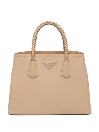 Prada Medium Prada Double Tote Bag - Farfetch
