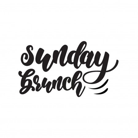 sunday brunch text - Google Search