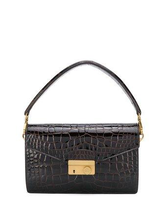Prada Envelope Shoulder Bag 1BA216VOOGNZV Red | Farfetch