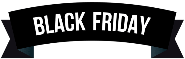 Black Friday Banner PNG Transparent Image​ | Gallery Yopriceville - High-Quality Images and Transparent PNG Free Clipart