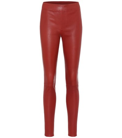 Skinny Leather Pants | Helmut Lang - Mytheresa