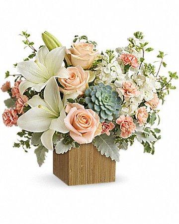 Teleflora's Desert Sunrise Bouquet in Ypsilanti MI - Enchanted Florist of Ypsilanti MI