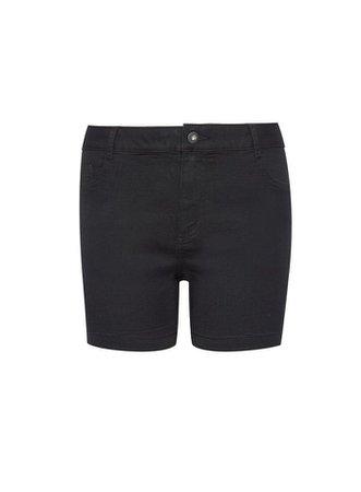 Petite Black Shorts | Dorothy Perkins black