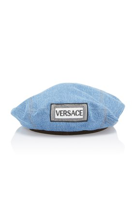Classic Beret by Versace | Moda Operandi