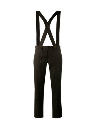 BROWN WOOL TROUSERS – Ashley Williams
