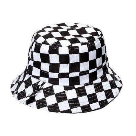 CHECKER BUCKET HAT – Boogzel Apparel