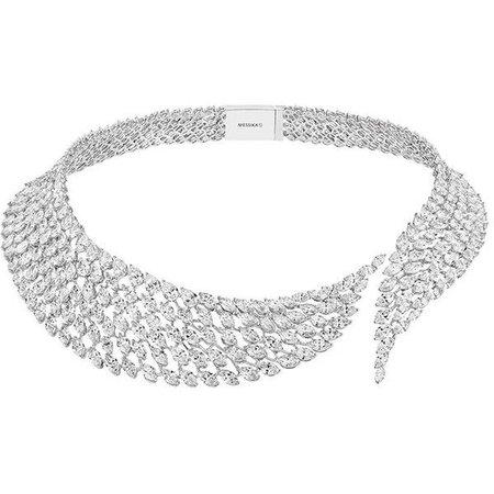 Messika Swan Diamond Necklace – Shekhawati General Trading