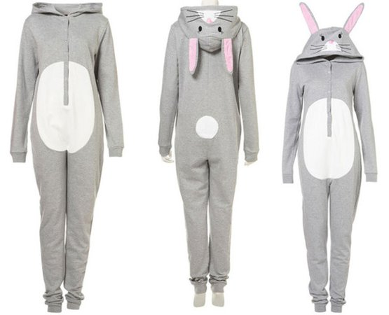 Bunny Onesie | WhereToGetIt