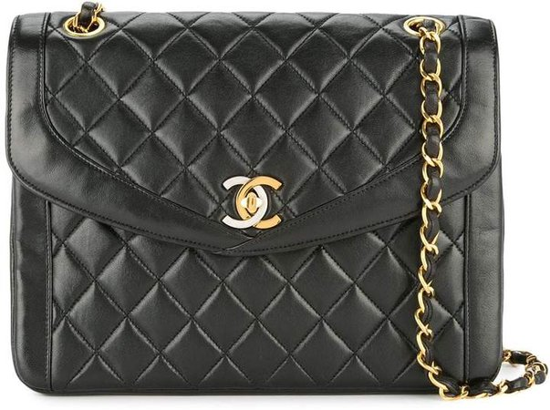 Chanel Pre Owned 1991-1994 CC chain shoulder bag