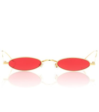 Vector 03 oval sunglasses