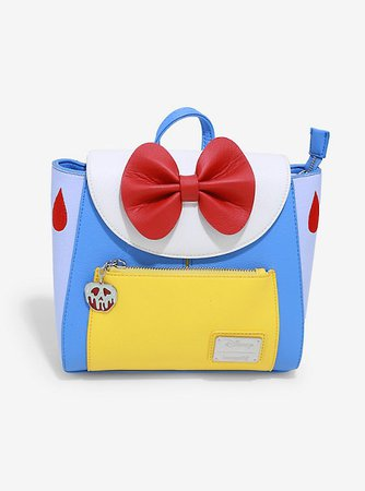 Loungefly Disney Snow White & The Seven Dwarfs Dress Mini Backpack
