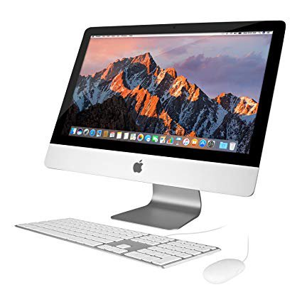 Apple Imac Computer Desk Top