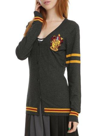 Harry Potter Gryffindor Cardigan