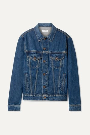 RE/DONE | 90s denim jacket | NET-A-PORTER.COM