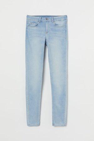 Super Skinny Regular Jeans - Blue