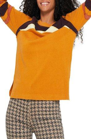 Sinead Stripe T-Shirt