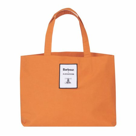Barbour Stanley Marigold Large Tote - ALEXACHUNG