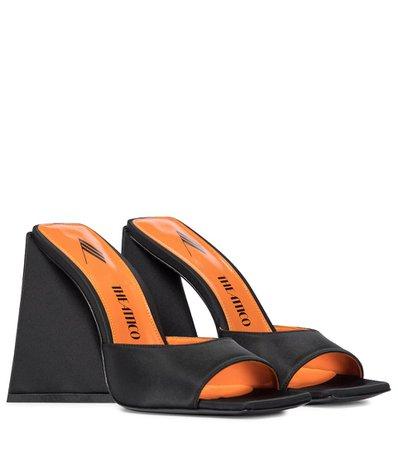 The Attico - Devon sandals   Mytheresa