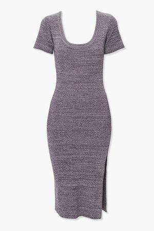 Heathered Bodycon Dress   Forever 21