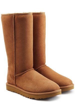Classic II Tall Suede Boots Gr. US 7
