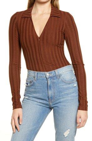 Jen Long Sleeve Bodysuit