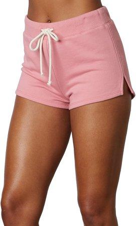 Nia Essex Cotton Blend Shorts