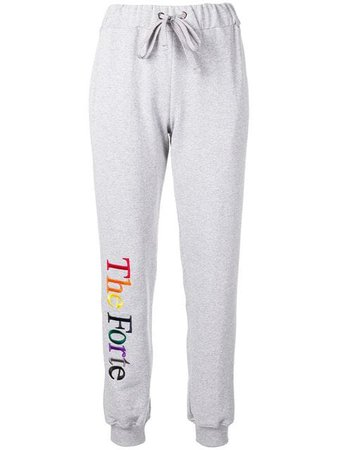 Forte Dei Marmi Couture 'The Forte' track pants $236 - Buy Online SS19 - Quick Shipping, Price