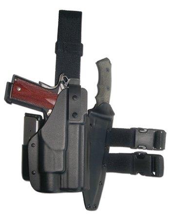 Gun & Knife Leg Holster