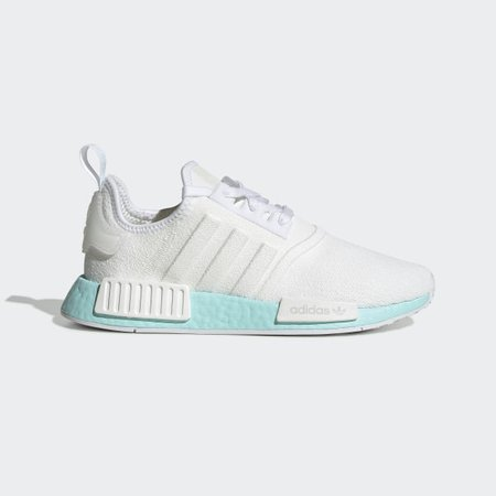 adidas NMD_R1 Shoes - White   adidas US