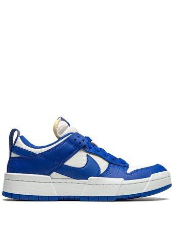 Tenis Dunk Low Disrupt Game Royal Nike - Compra online - Envío express, devolución gratuita y pago seguro