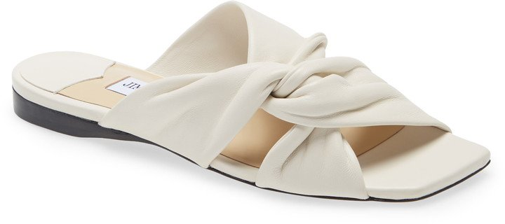 Narisa Twist Slide Sandal