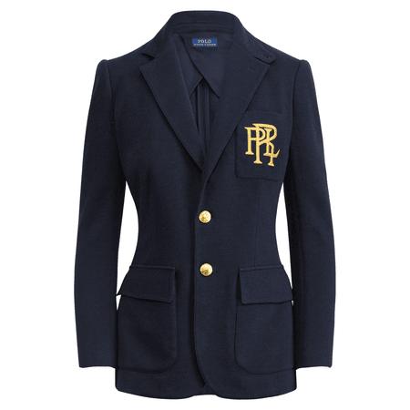 Knit Cotton Blazer   Blazers Blazers & Vests   Ralph Lauren