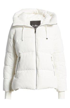 Hooded Funnel Puffer Coat | Nordstrom