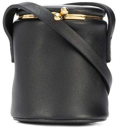 Mini Leather Crossbody Bag
