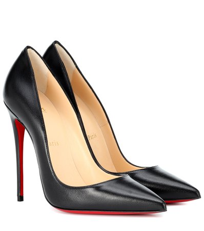 So Kate 120 Leather Pumps - Christian Louboutin | mytheresa.com