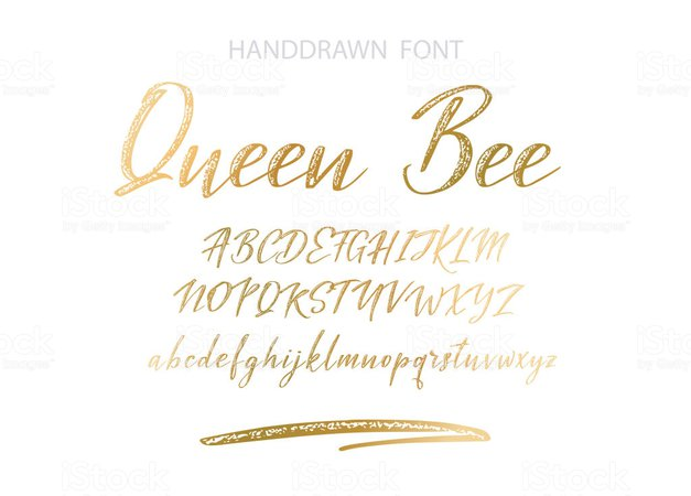 queen bee typography - Google Search