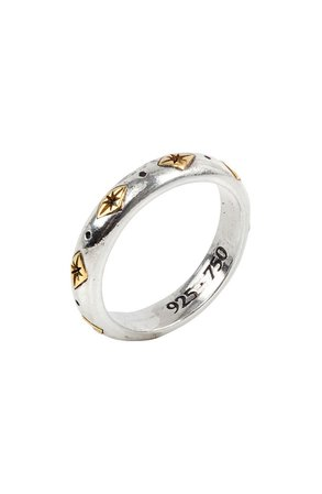 Konstantino Astria Sterling Silver Stackable Ring | Nordstrom