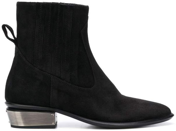 Kate Cate Cowboy 40mm ankle boots
