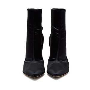 Elite 100 stretch-satin ankle boots   Gianvito Rossi   MATCHESFASHION.COM FR