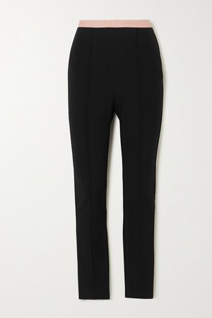 Gucci | Tech-jersey leggings | NET-A-PORTER.COM