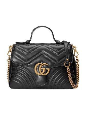 Bolso De Mano Gg Marmont Pequeño Gucci Por 1,980€ - Compra Online Ss20 - Devolución Gratuita Y Pago Seguro