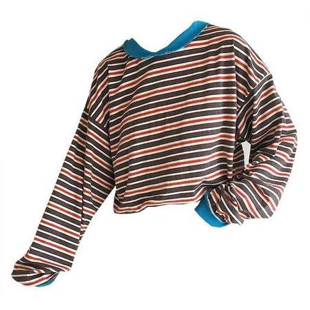 striped shirt png