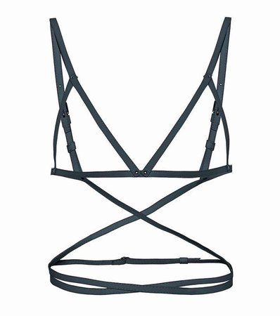 JACQUEMUS La Harnais Murano leather harness