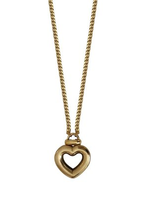 Laura Lombardi Dolce Heart Pendant Necklace | Nordstrom