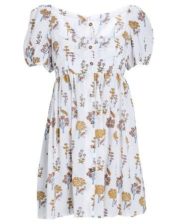 Ciao Lucia Diana Floral Mini Dress   INTERMIX®