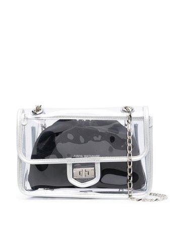 Junya Watanabe transparent shoulder bag JGK202051 - Farfetch