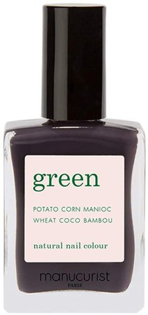 Green Nail Lacquer - Queen Of Night