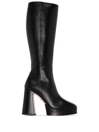 Gucci 120mm Platform Boots - Farfetch