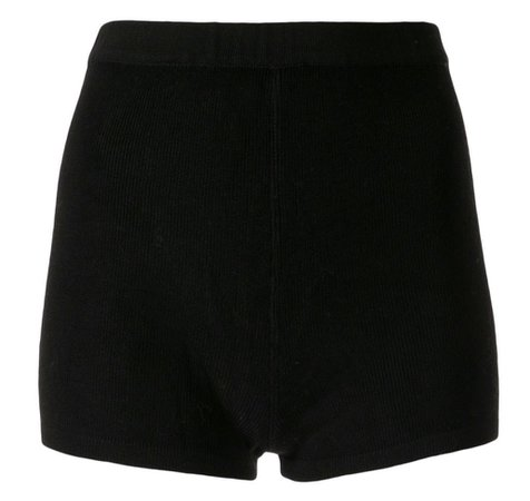 Chanel Knitted Shorts